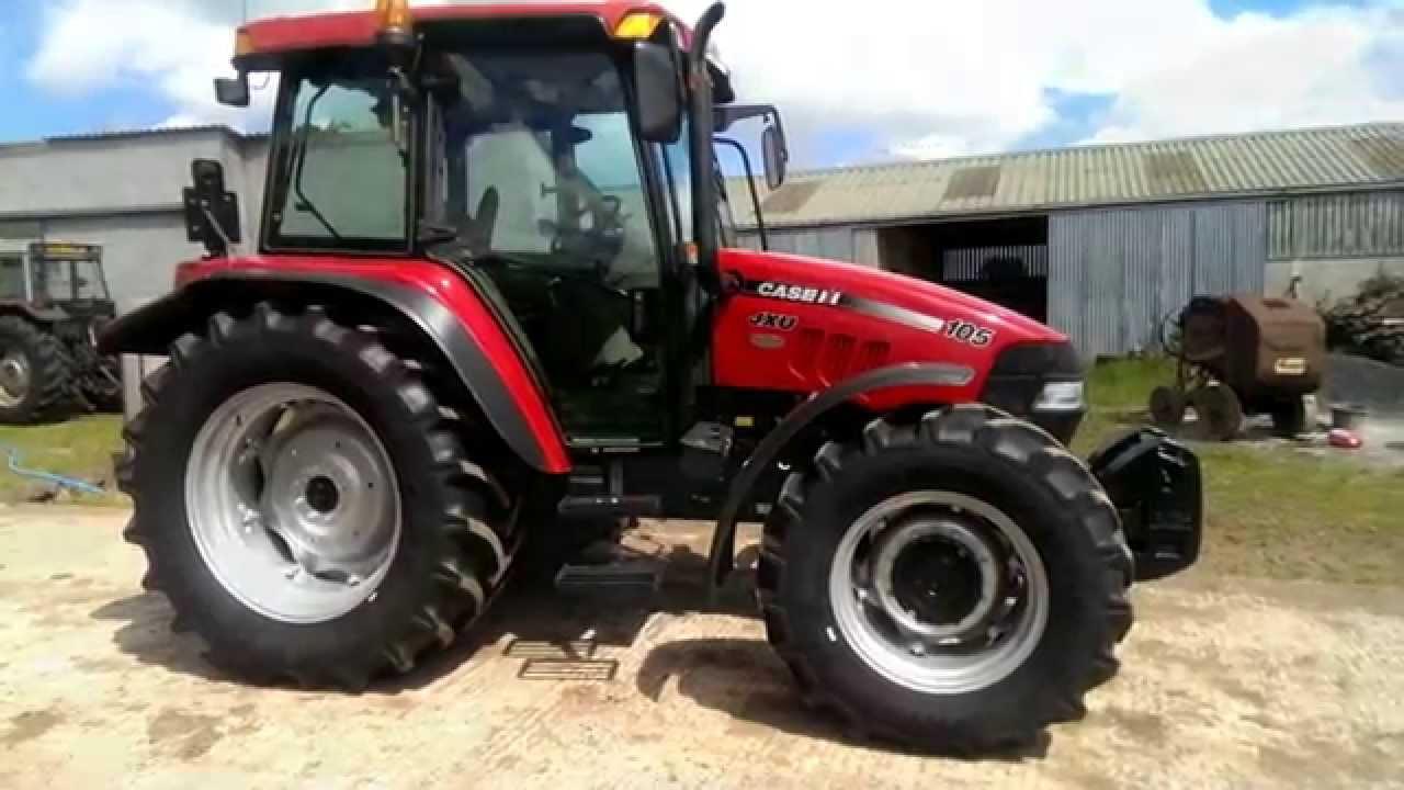 365 days of adventure day 173 drive a case jxu 105 tractor youtube rh youtube com Case 115 6 Cilindri Case 115 6 Cilindri