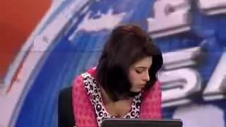 Leaked Video of Pakistani Samaa News Anchor Fiza Khan