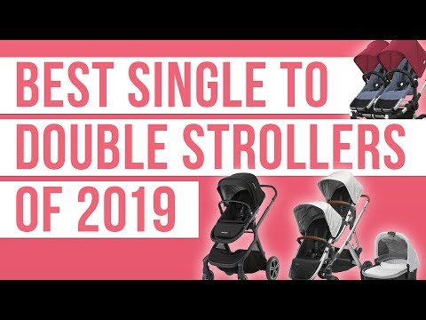 The 7 Best Tandem Double Strollers of 2020