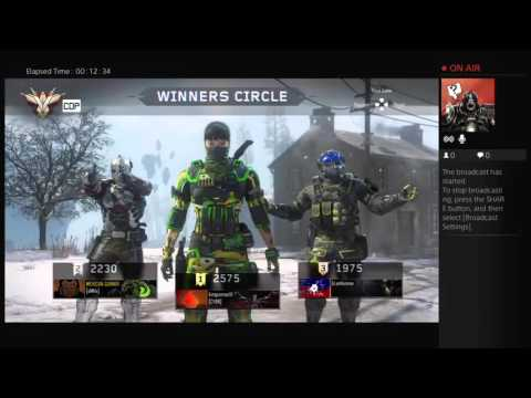 MEXICAN-GUNNER's Live PS4 Broadcast