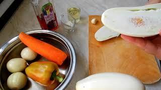 Вырастила приготовила съела белые баклажаны рецепт вкусной закуски
