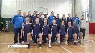 Євробаскет-2019: тренування жіночої збірної України