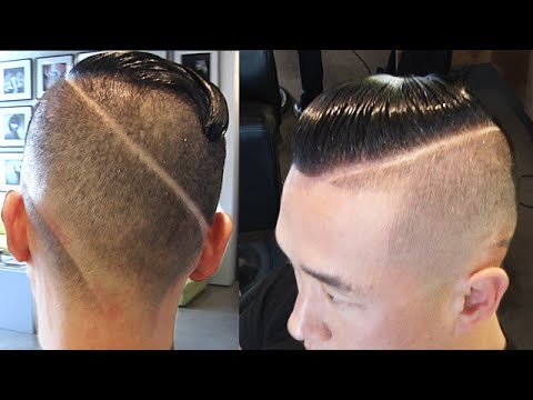 Old School Ronaldo Haircut