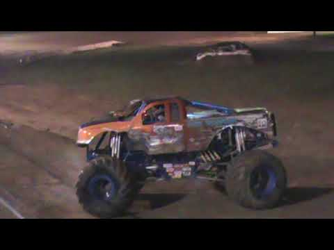 All American Monster Truck Tour - Freestyle Finale
