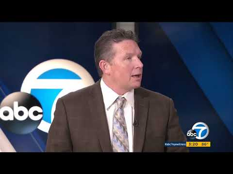 ABC Channel 7 News Los Angeles Interview