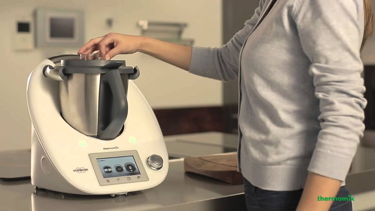 Cocinar con thermomix tm5 youtube for Cocinar con thermomix tm5