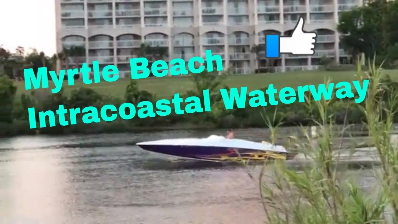 Myrtle Beach Intracoastal Waterway