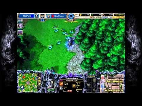 Warcraft Top 100 - Platz 19: (U) MaDFroG vs.King Crimson (H)