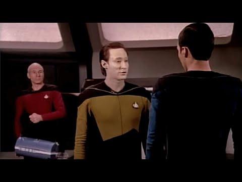 Star Trek: The Next Generation  Sentient Being