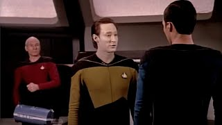 Star Trek: The Next Generation - Sentient Being
