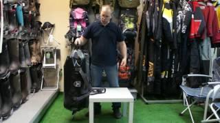 видео Выбор вейдерсов для рыбалки, краткий обзор