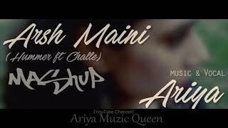 Arsh Maini | Jatt In Hummer ft Challe | Cover | Ariya | Ariya Muzic Queen