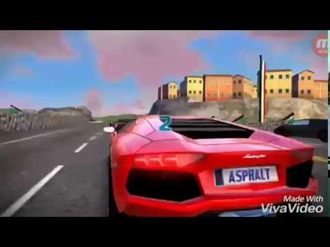 Asphalt Nitro Italy With Lamborghini Aventador Lp 700 4 Youtube
