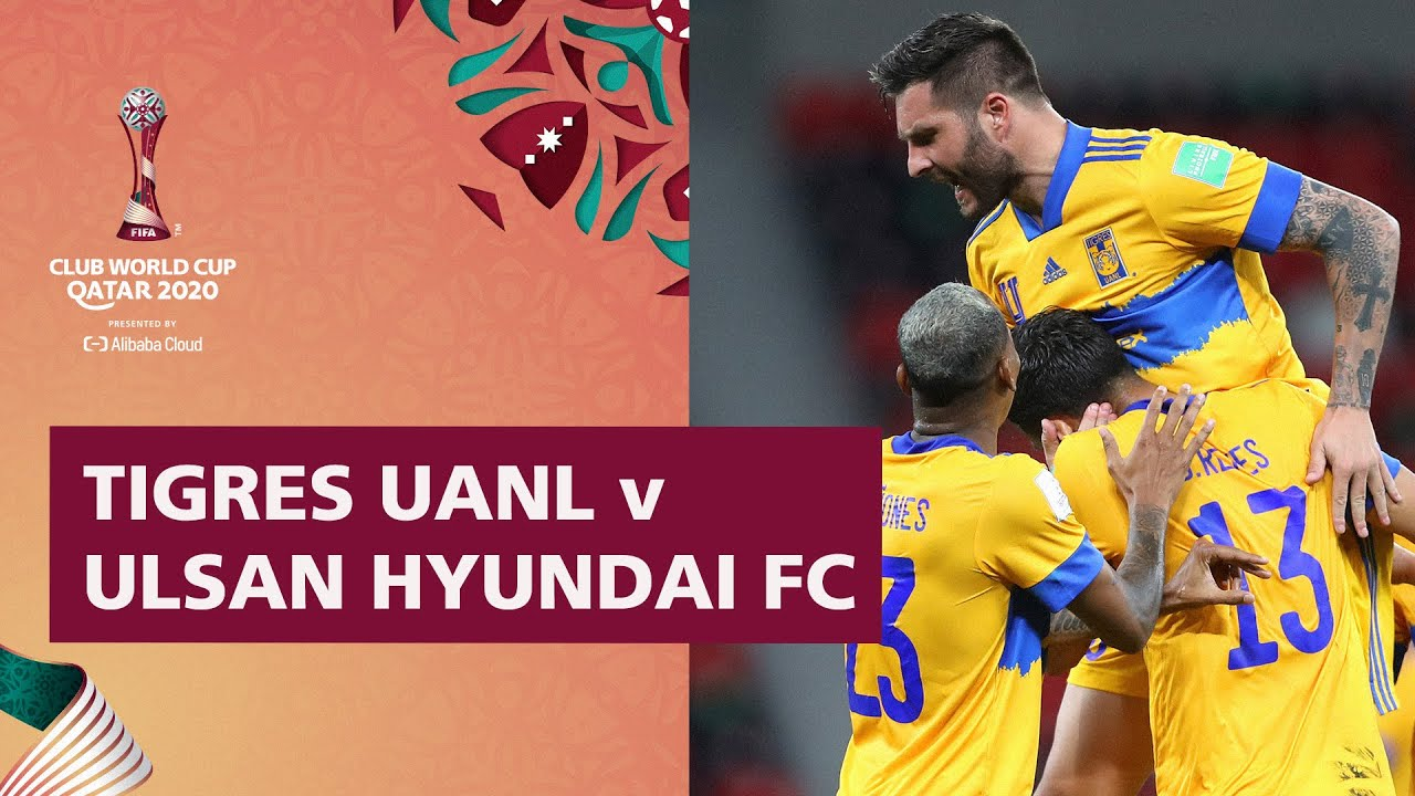 Tigres becomes 1st CONCACAF team in Club World Cup final