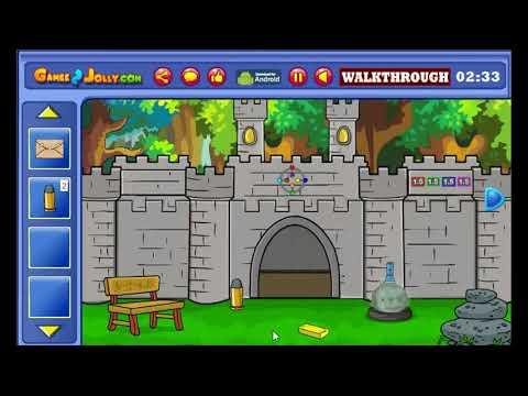 Ancient Caveman Rescue Walkthrough - Games2Jolly