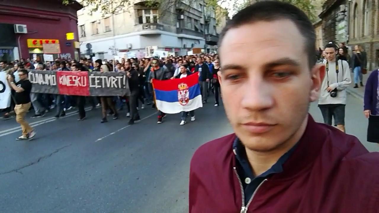 ПРОТЕСТЫ в СЕРБИИ - в эпицентре / Protesti u Srbiji / Novi ...: https://www.youtube.com/watch?v=vjuugR2gR2Q