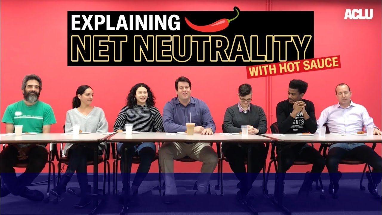 net neutrality hot sauce challenge - youtube