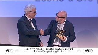 """Venezia, vince il documentario: Leone d'oro a """"Sacro GRA"""" di Rosi"""