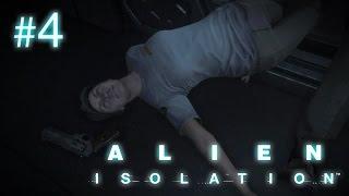Человек человеку волк - Alien: Isolation - #4
