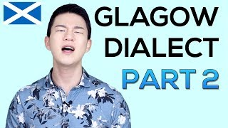GLASGOW Dialect Words and Phrases(Glaswegian) Part 2