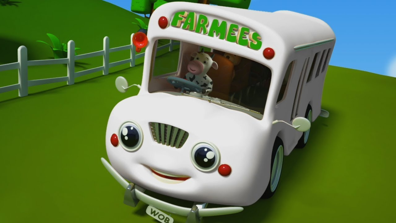 hjule på bussen