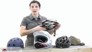 Selecting a Bike Helmet