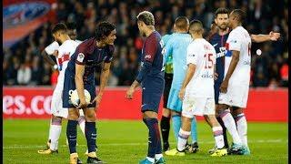¡NEYMAR pide el TRASPASO de CAVANI al PSG!   PELEA de Neymar y Cavani por ser LÍDER del PSG
