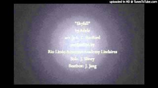 Skyfall, Adele, arr. J. A. C. Redford--Lindaires