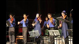 Majoon Violin Piano Tonbak by Anooshiravan Rohani - (Bijan Mortazavi Versian)