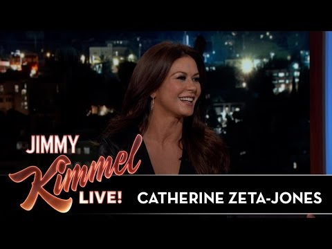 Catherine ZetaJones on Being Very Pregnant When Winning an Oscar