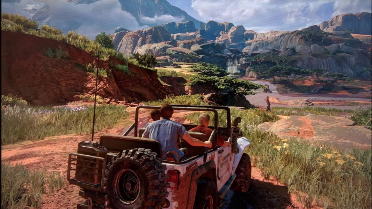Pubg Hdr Vs No Hdr: PS4 Pro SDR Vs HDR Uncharted 4