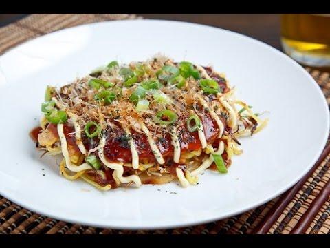 Okonomiyaki Sauce [ Jpan TV Champ...