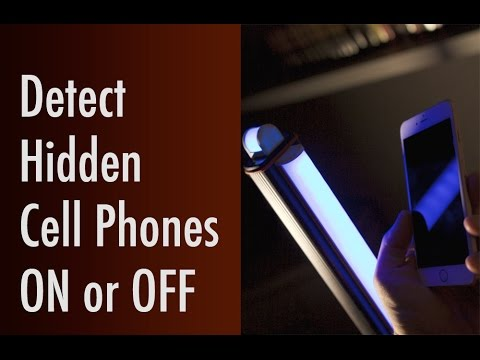 Learn How To Detect Any Hidden Cell Phone ON or OFF