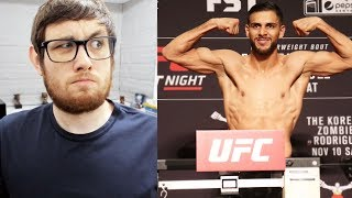 UFC Mexico City weigh in reaction | UFC on ESPN+ 17 ceremonial weigh ins betting analysis
