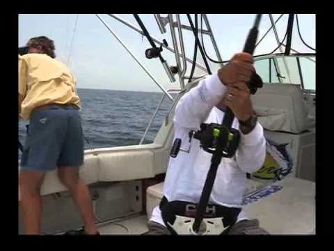 Fishing with Reel Deep Charters in Crazy Sister Offshore Challenge