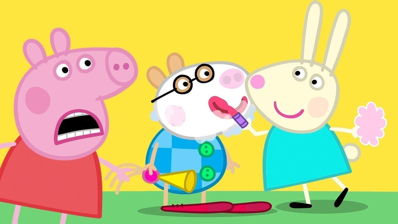 Peppa Pig Português Brasil | O CIRCO DA PEPPA! |  HD | Desenhos Animados