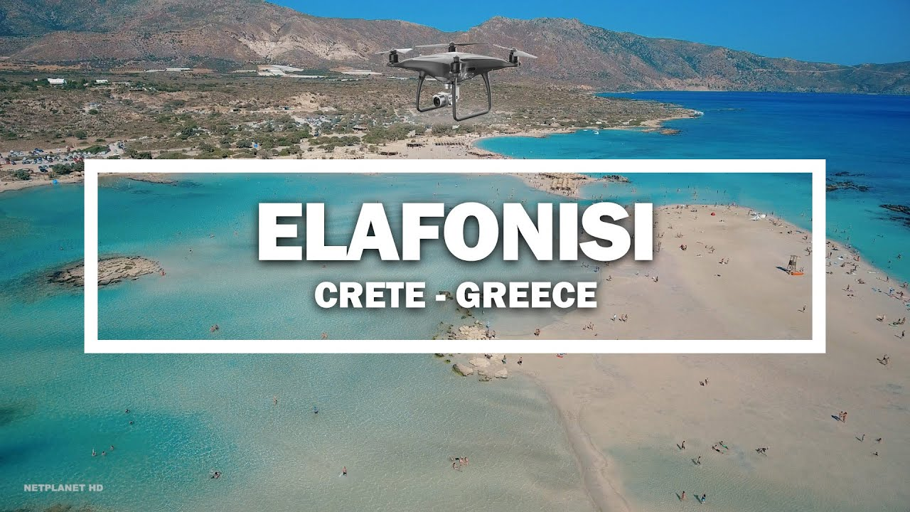 61bb425b474a49 🎬 Elafonisi, Crete - Greece ✈ (Drone) - YouTube
