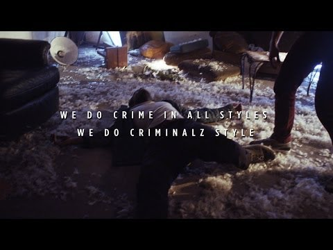 CRIMINALZ - CRIMES IN ALL STYLES