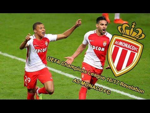 AS MONACO FC - TACTICS - ⚽UEFA Champions League Revelation 16/17⚽ (sub ENG/ITA) Match Analysis