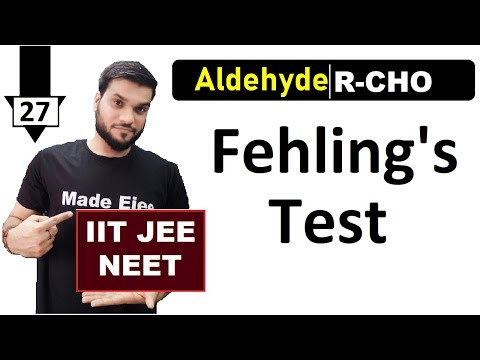 (l-27)-fehling's-test-||-for-aldehydes-(r-cho)-||-iit-jee-neet-||-12th-organic-||-by-arvind-arora