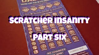 Scratcher Insanity - $4,500 Group Play - Part 6