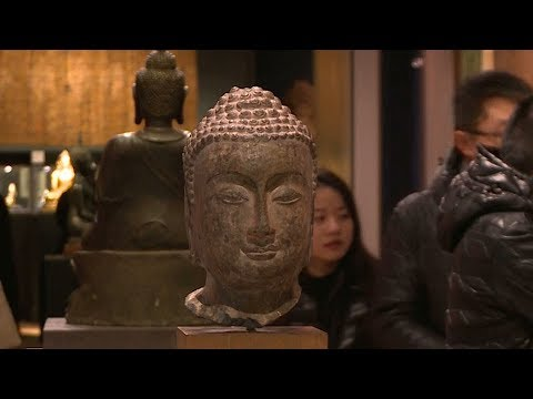 NYC auction houses inspire intense interest in Chinese works of art
