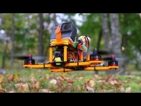 Thumbnail: 3D Printed Racing Drone - Will It Survive?