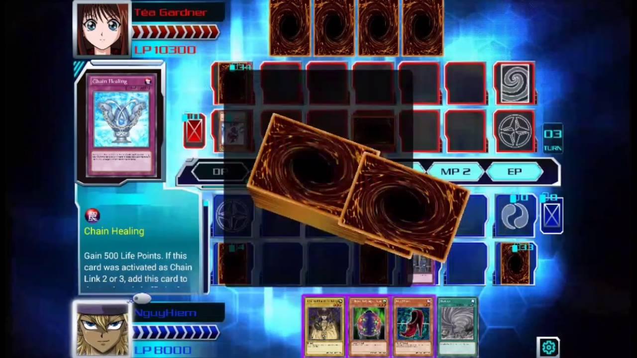 Bộ bài hàn xẻng đấu lâu VL / Yu-Gi-Oh Duel Generation part 1