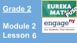 EngageNY Grade 2 Module 2 Lesson 6