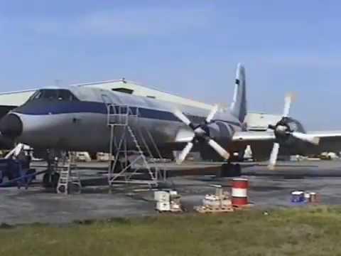 Trans Lloyd Cargo Canadair CL-44D4