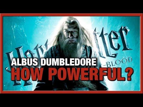 Geek Talk | How Powerful is Albus Dumbledore?