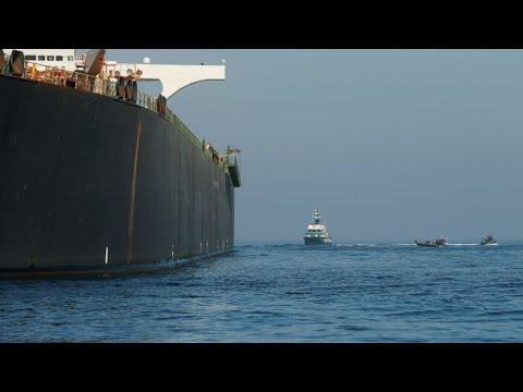 سلطات جبل طارق البريطانية ترفض الطلب الأمريكي باحتجاز ناقلة النفط الإيرانية  - نشر قبل 3 ساعة