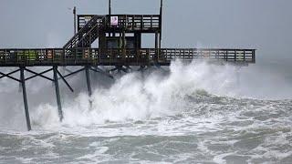 "Hurrikan ""Florence"": North Carolina drohen ""katastrophale Fluten"""
