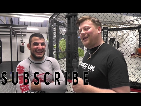 Raged UK MMA Interview: Nad Narimani